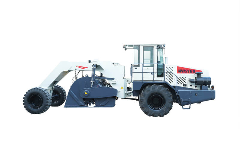 cold recycling machine-cold in place recycling WR2100 suiltable for pavement maintenance