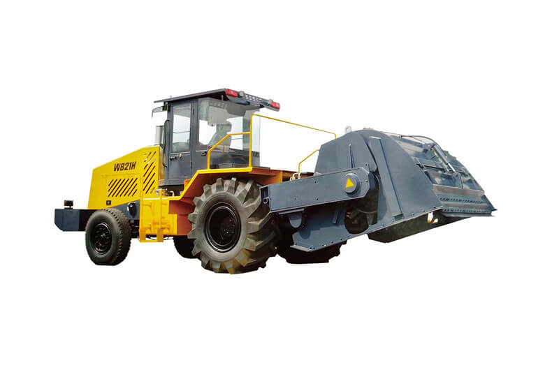 soil stabilizer, road reclaimer,soil mixing machinery