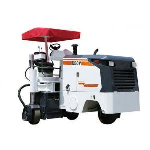 road milling machine K50Y fitting to asphalt and concrete pavement